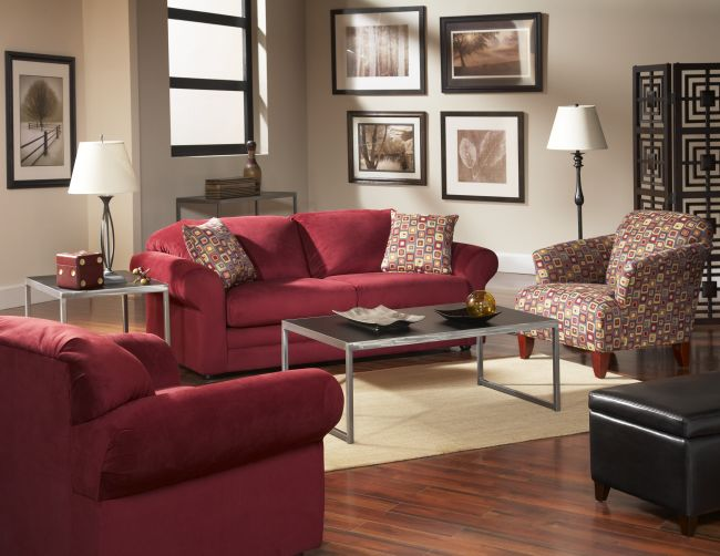 Cort Clearance Furniture Farah Sofa And Chair