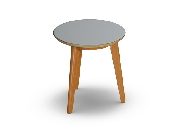 Hendrick End Table Light Grey 1