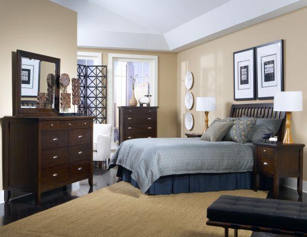 Colfax Bedroom