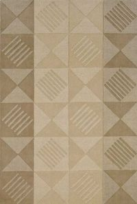 Simplicity Triangles Area Rug Image 11