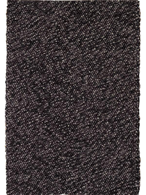 Pebbles Charcoal Area Rug