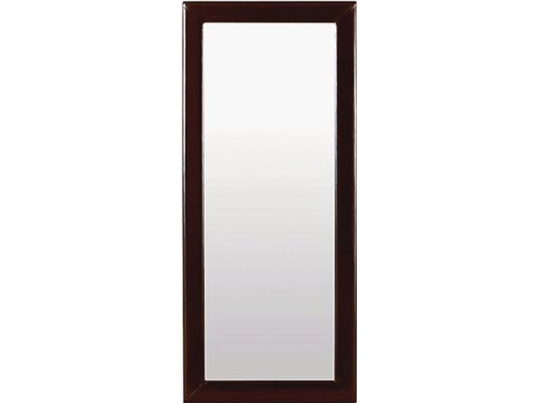 Delaney Mirror Brown