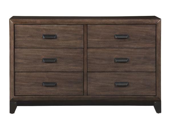 Mackenzie Walnut Dresser