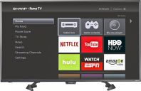 "43"" LED Smart Roku TV Image 7"