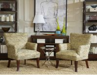 Ethan Upholstered Accent Chair Image 13