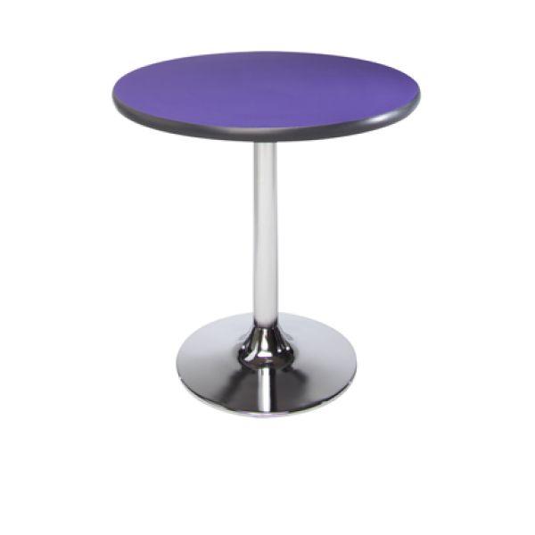 Cafe Table Purple