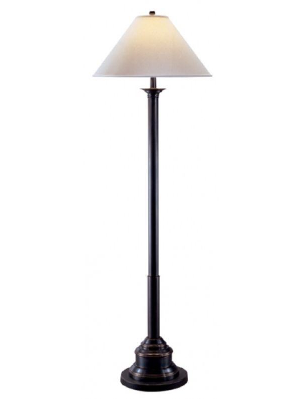 Mission Bronze Floor Lamp
