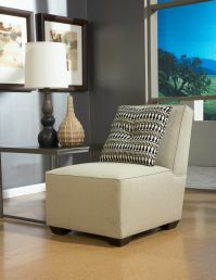 Cashmere Accent Chair Image 1