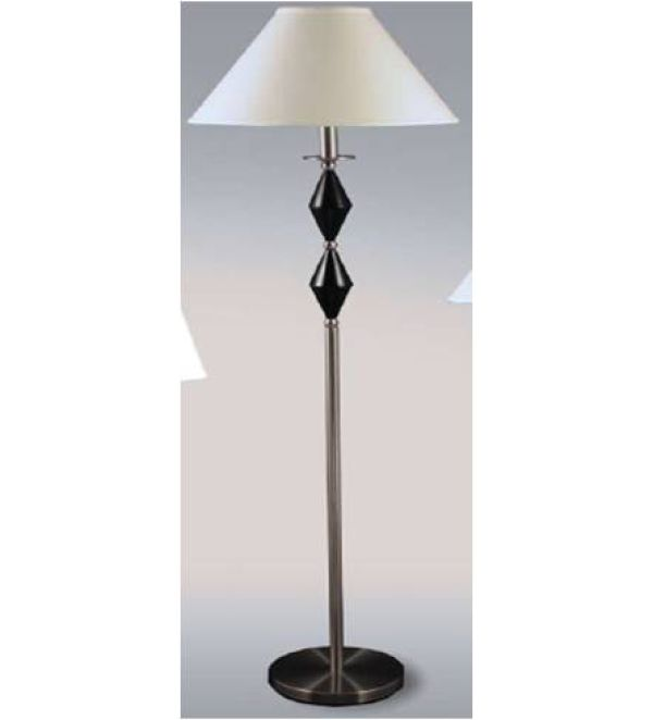 Black Diamond Floor Lamp