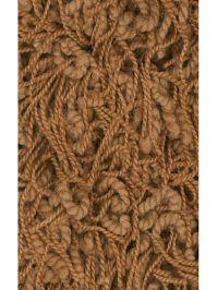 Casual Elegance Bronze Area Rug