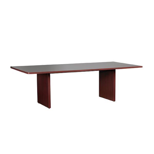 HON 10700 Mahogany 8 Conference Table 1