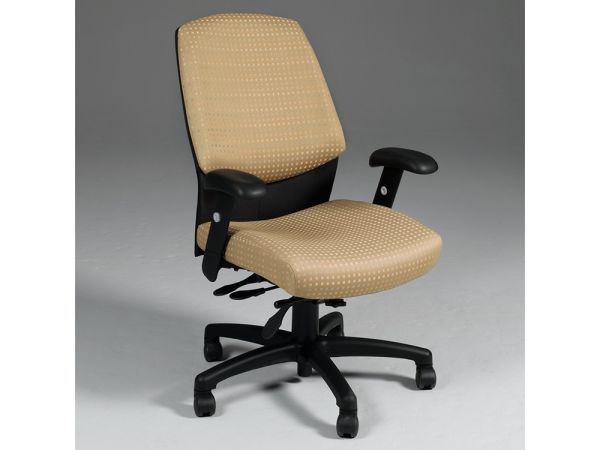 Zoom Fabric Cruiser Chair w wheels