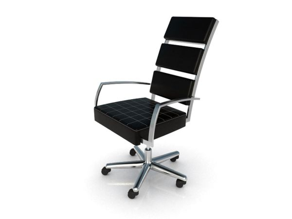 Executive Chair Black 1