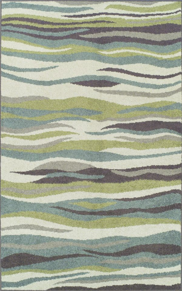 Marcello Stripe Area Rug