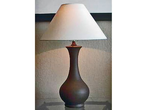 Tobacco Table Lamp