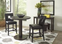 Easton Pub Table with Archstone Counter Height Chairs Image 91