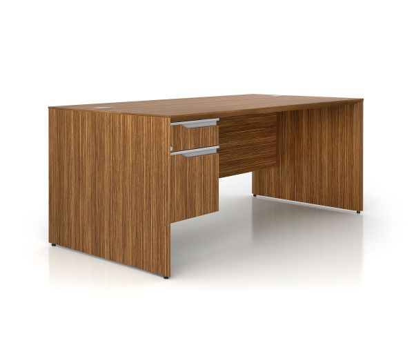 Nex Series Left Pedestal Desk