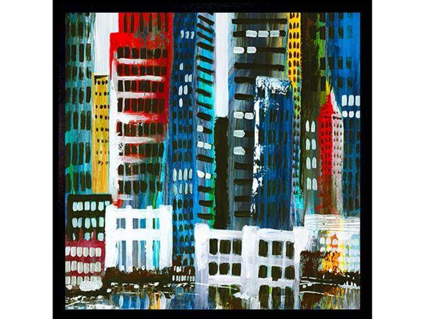 City II Artwork