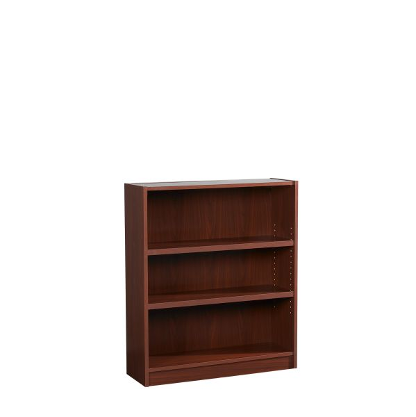"""Mahogany 42"""" Bookcase 1"""