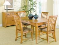 Omni Rectangular Dining Table Image 12