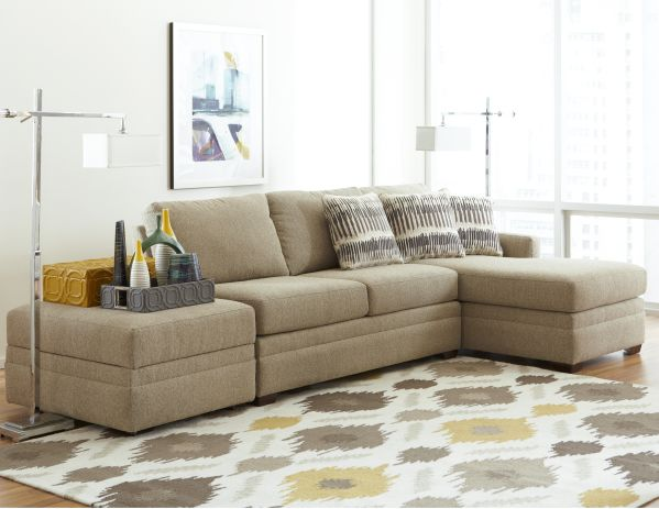 Ballard Sleeper Sectional