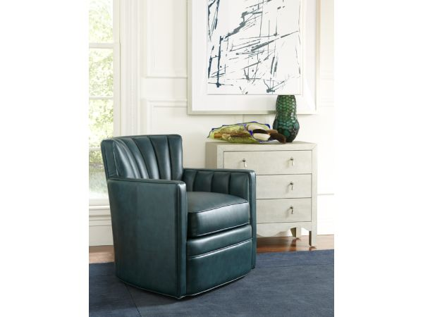 Stewart Swivel Accent Chair