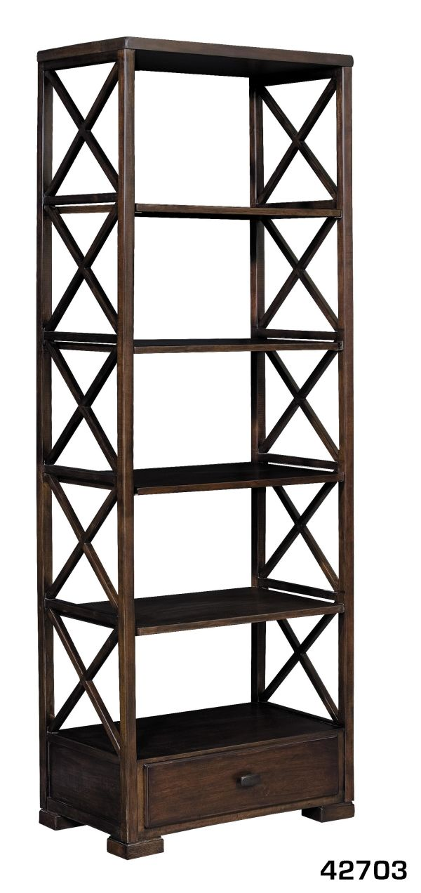 Soho Tall Bookcase