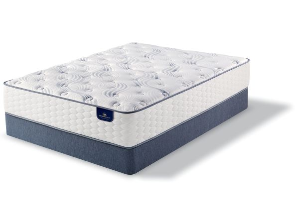 Serta Hillingdon Plush Mattress 1