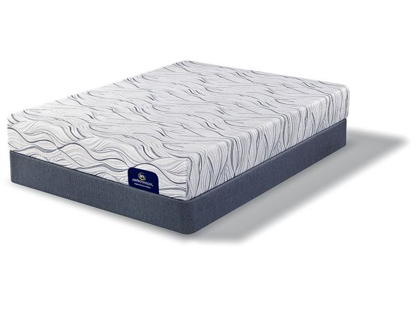 Serta Marylynn Luxury Firm Mattress and Box Spring
