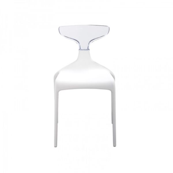 Fusion Chair Clear