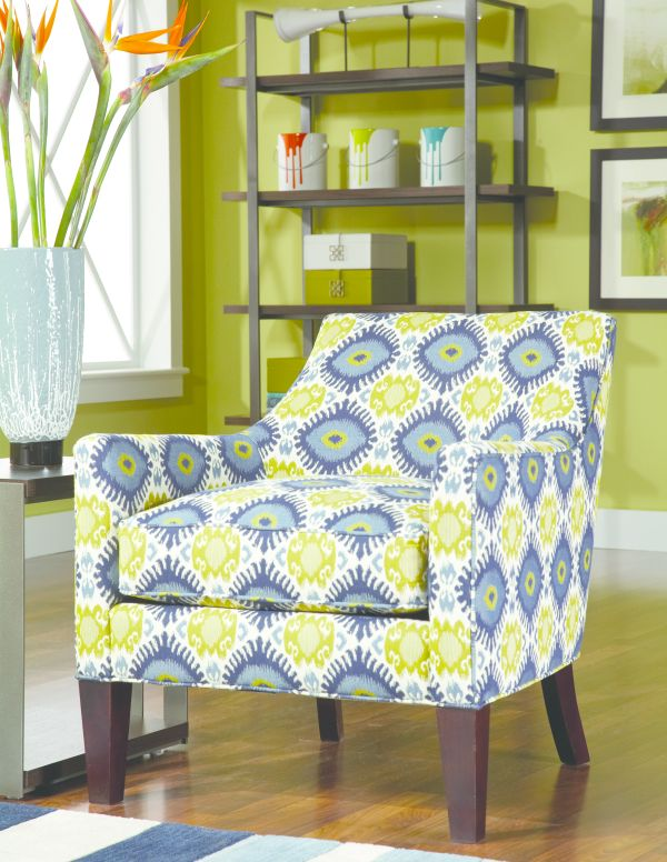 Alisa Accent Chair 1