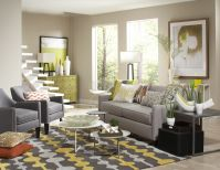 The Greyson sofa is sure to become the focal point of your contemporary living roo... Image 9