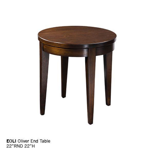 Oliver End Table 1