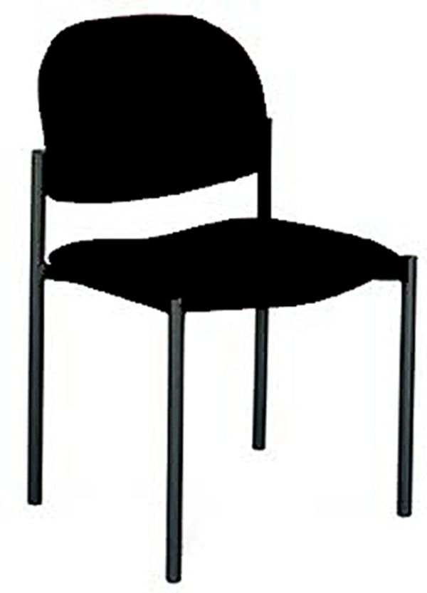 Syntax Stack Chair No Arms