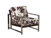 Brindle Pony Accent Chair Image 16