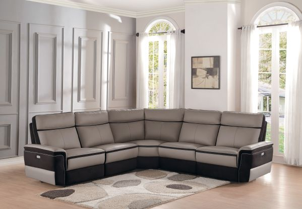 Homelegance Laertes 5 piece Sofa Set 1