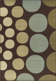 Carlisle Chocolate Area Rug Image 4