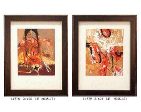 Opus I and II Artwork