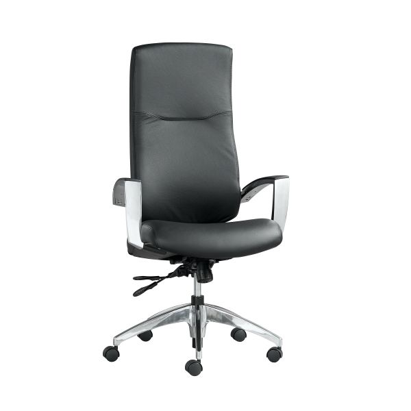 Karizma Black Leather Executive Chair