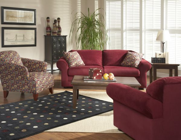 Farah Sofa & Chair Set 1