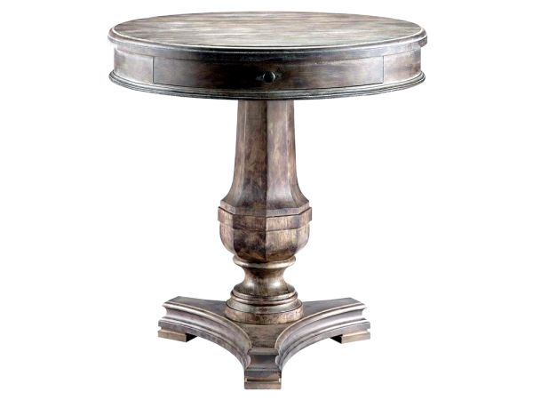 Reclaimed Accent Table