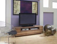 Patta Walnut TV Stand