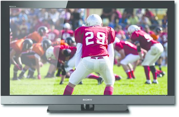 "TV 55"" SONY LCD HD"