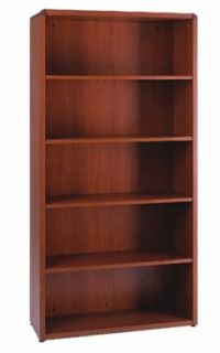 HON 10600 Natural Cherry 6 Ft Bookcase Image 10