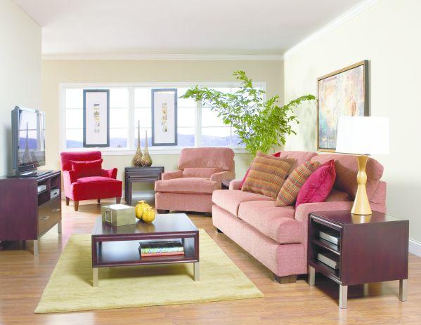 Livingston Sofa and Chair 1