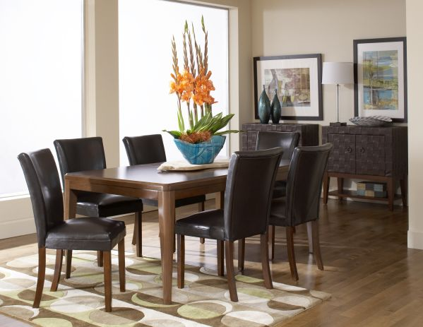 Beaumont Rectangular Dining Room