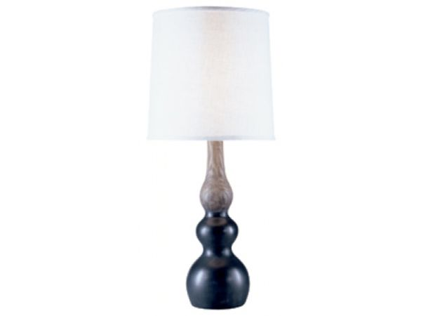 Peruvian Bark Table Lamp