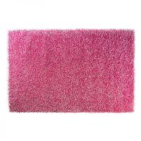 Pink Shag Area Rug Image 9