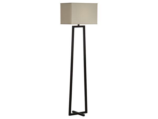 Burnt Chocolate Floor Lamp 1