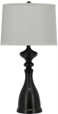 Dark Bronze Table Lamp Image 6